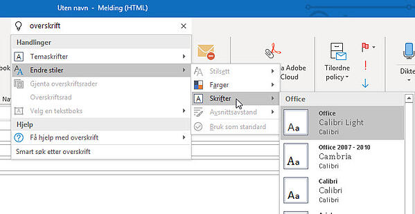 Outlook tips 2